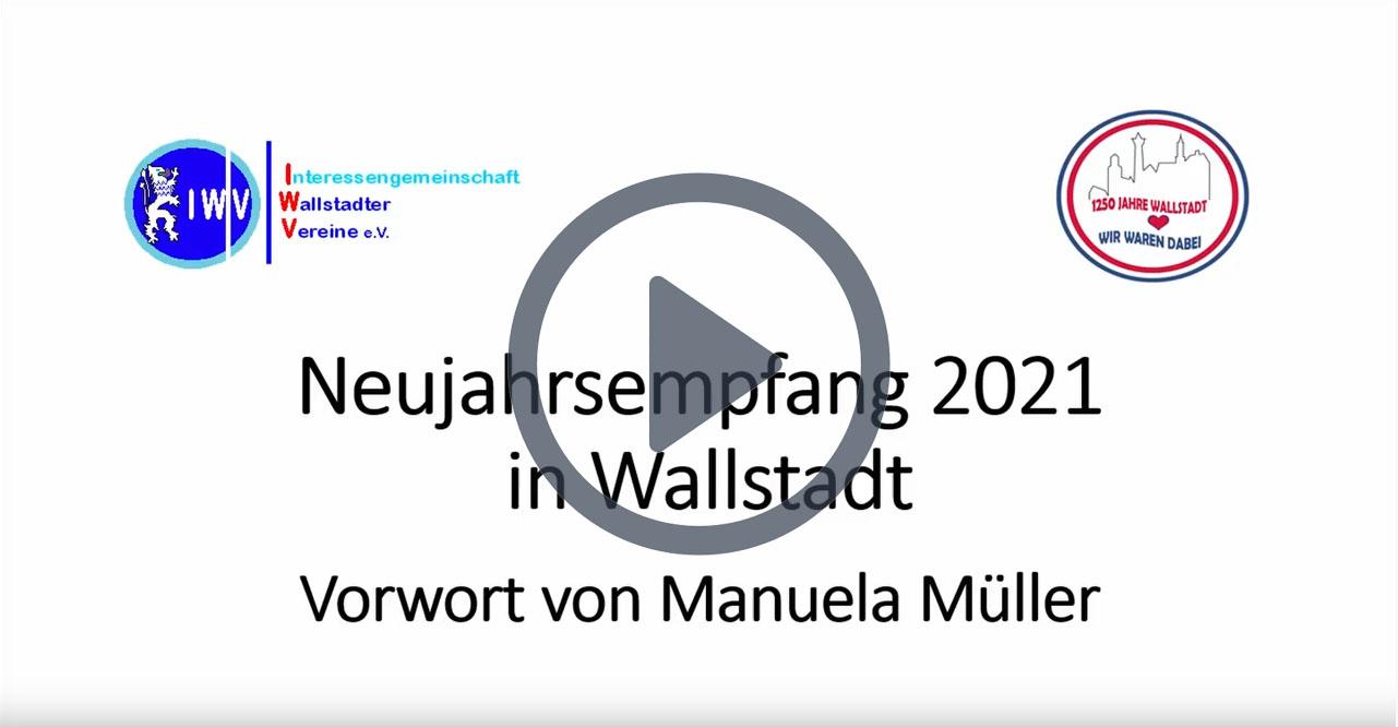 Video Neujahrsempfang 2021